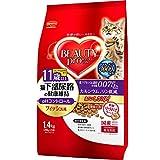 ビューティープロ キャット 猫下部尿路の健康維持 11歳以上 フィッシュ味 1.4kg
