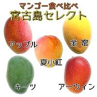 【NEW】 ☆キャンペーン☆ 贅沢 食べくらべ 宮古島マンゴーセレクト 限定20セット