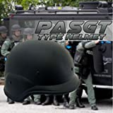 STARDUST サバゲ必須品!! PASGT タイプ ヘルメット(BLACK) SD-PASGT-BK