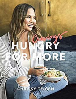 Cravings: Hungry for More by [Teigen, Chrissy]
