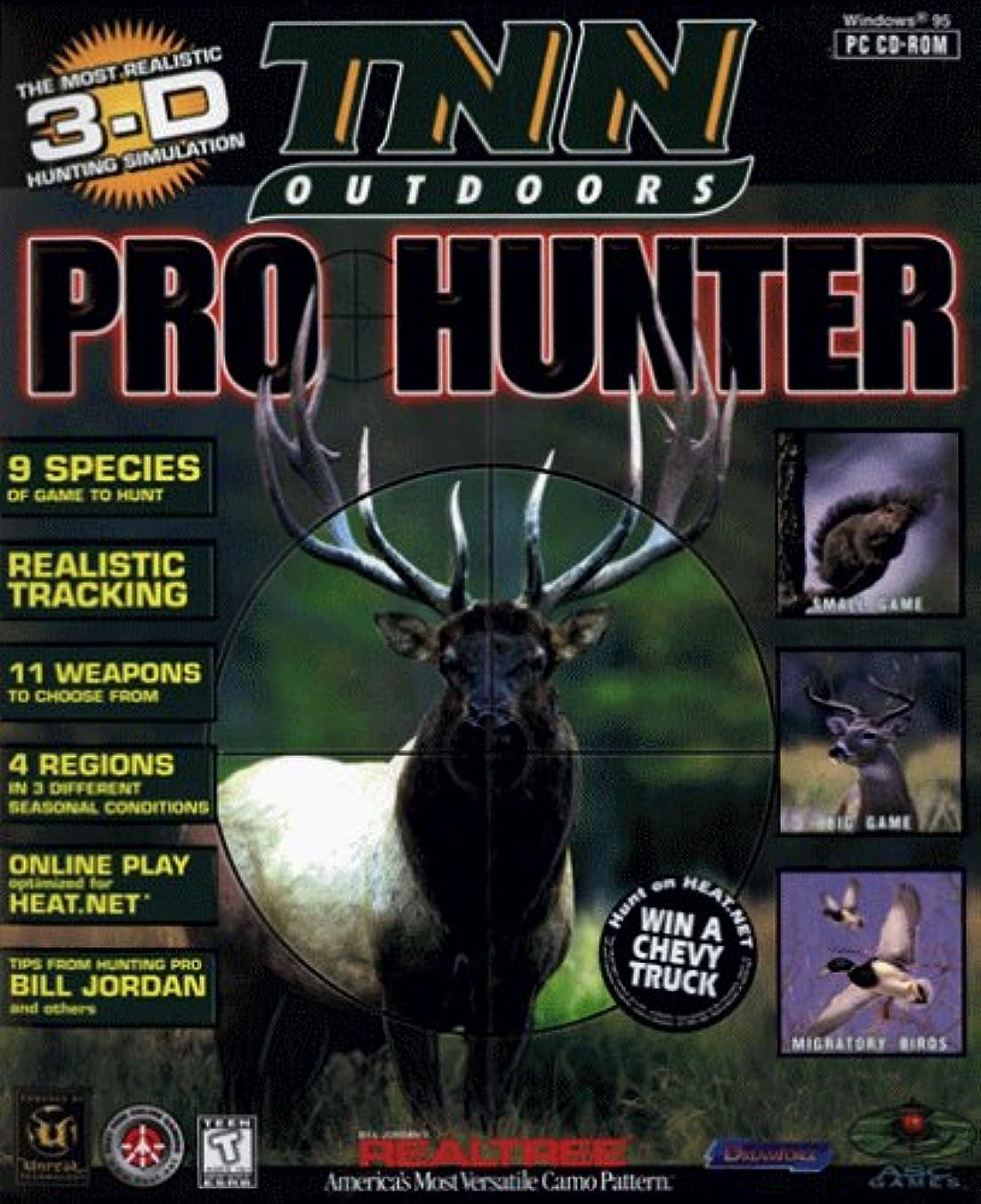 作曲家外科医不信TNN Outdoors Pro Hunter (輸入版)