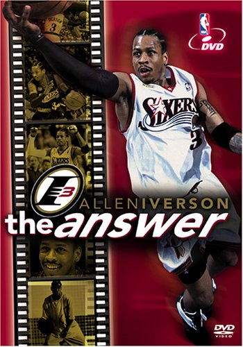 アレン・アイバーソン THE ANSWER [DVD]の詳細を見る