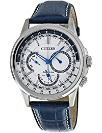 [シチズン]Citizen 腕時計 Calendrier Analog Display Japanese Quartz Blue Watch BU2020-02A メンズ [並行輸入品]