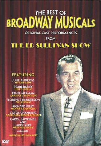 Ed Sullivan: Best of Broadway Musicals - Original [DVD] [Import]