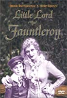 Little Lord Fauntleroy [DVD] [Import]