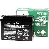 GS YUASA [ ジーエスユアサ ] シールド型 バイク用バッテリー YT4B-BS