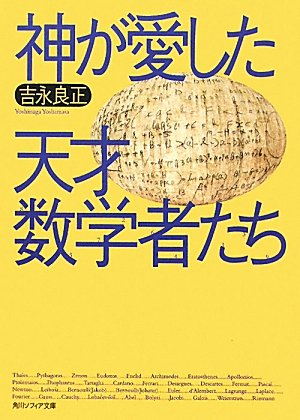 神が愛した天才数学者たち (角川ソフィア文庫)の詳細を見る