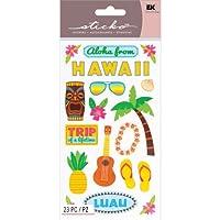 Sticko Classic Stickers-Hawaiian Dream (並行輸入品)