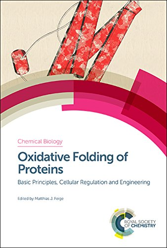 Oxidative Folding of Proteins:...