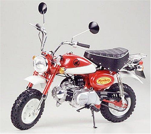 1/6 オートバイ No.30 1/6 Honda モンキー 2000年スペシャルモデル 16030