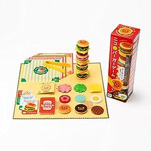 ニコタワーシリーズ ニコバーガーゲーム