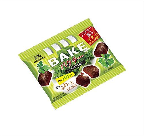 森永製菓 ベイク<パクチー> 10粒×12袋