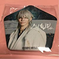 2.5Dカフェ 刀剣乱舞 舞台 刀ステ 五角形 缶バッジ 鶴丸健人