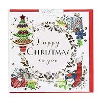 トーキングピクチャー クリスマスカード LSX30002 ツリーとプレゼント