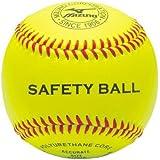 ミズノ 高校 硬式練習球 守備練習球 セーフティーボール (1ダース売り) 1BJBH82600 ball16