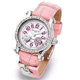 [アレサンドラオーラ]Alessandra Olla 腕時計 ムービングハート AO-4100-2-PK レディース
