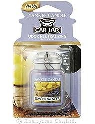 ヤンキーキャンドル 正規品 YCネオカージャー Lラベンダー (YK3230530 4901435868196)