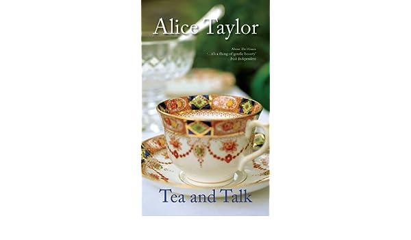 amazon tea and talk alice taylor emma byrne england