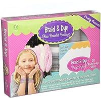 Iris Braid & Dye Floss Bracelet Boutique-Pretty Pastels (並行輸入品)