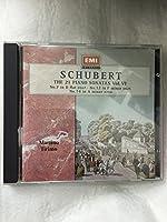 Schubert;21 Pno Sonatas V6