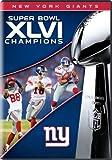 NFL Super Bowl Xlvi: 2011 New York Giants [DVD] [Import]