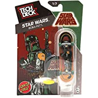 TECH DECK (テック デッキ) 96mm Vol.5 / Santa Cruz / STAR WARS BOBA FETT 20049545