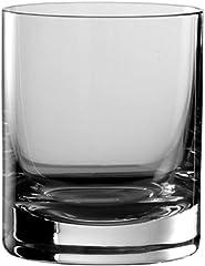 Stolzle Lausitz New York Bar Whisky Tumbler, Clear, 320ml, Pack of 6, 350-00-15