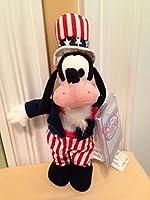 Disney Uncle Sam Goofy Bean Bag [Toy] [並行輸入品]