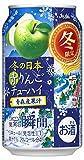 果実の瞬間冬限定青森産青りんご缶 [ チューハイ 350ml×24本 ]