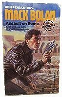 Assault On Rome (Mack Bolan)