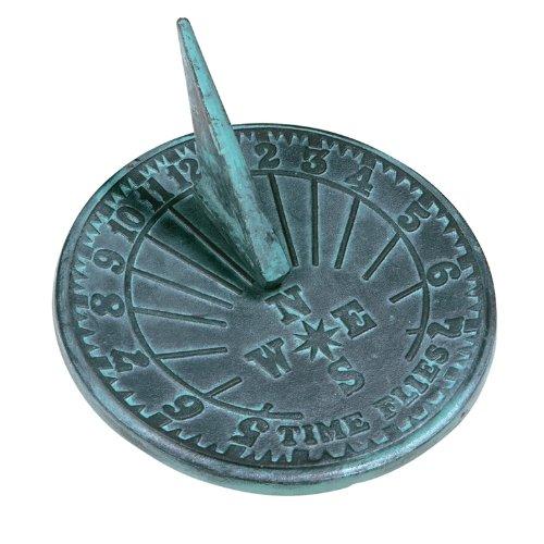 ローマインダストリーズ2520鋳鉄番号日時計