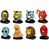 タカラトミーアーツ タイガーマスク マスクドレスラーコレクション 全7種+シークレット1種