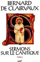 Sermons sur le cantique t.5
