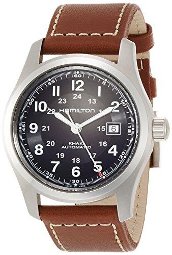 腕時計 KHAKI FIELD AUTO H70555533 メンズ [正規輸入品] ハミルトン