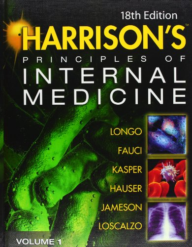 『Harrison's Principles of Internal Medicine, 18th Edition (2-volume set)』の3枚目の画像