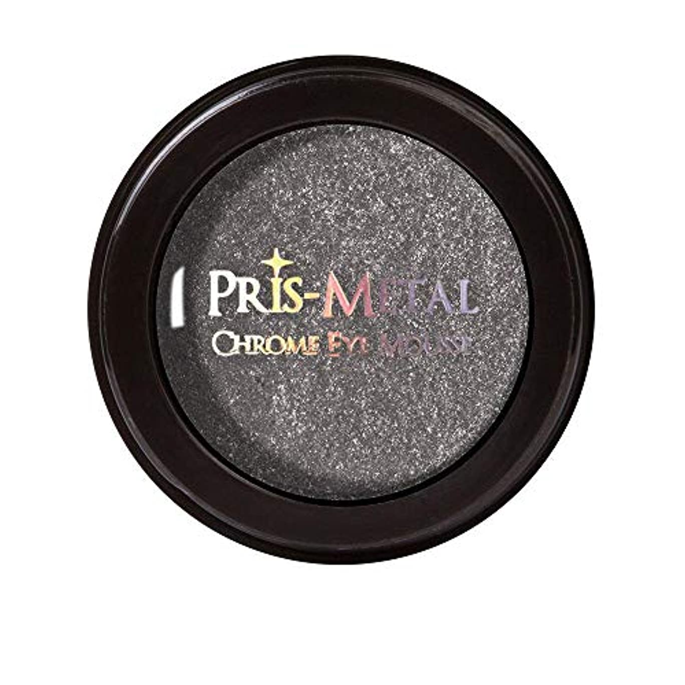 告白する精緻化気体のJ. CAT BEAUTY Pris-Metal Chrome Eye Mousse - Gray Later (並行輸入品)