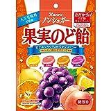 カンロ ノンシュガー果実のど飴 90g×4袋