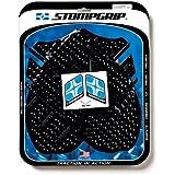 STOMPGRIP(ストンプグリップ) トラクションパッド タンクキット VOLCANO ブラック ZX-14R 55-3014B