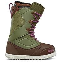 THIRTY TWO(32) ZEPHYR W'S '17 BROWN/GREEN サイズ24 17-18モデル レディース スノーボード ブーツ スノボー 靴