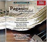 ニコロ・パガニーニ:未出版作品集(Paganini:Unpublished)