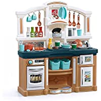 step2 Fun with Friends Kitchen Playset ,ブルーカウンタ