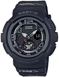 [カシオ] 腕時計 ベビージー HELLO KITTY コラボレーションモデル BGA-190KT-1BJR レディース ブラック