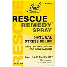 Bach Flower Essences Rescue Remedy Spray, 7 Ml
