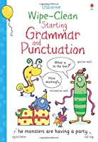 Wipe-Clean Starting Grammar and Punctuation (Wipe-clean Books)