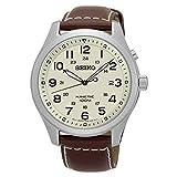 セイコー SEIKO キネティック クオーツ メンズ 腕時計 SKA723P1 アイボリー [並行輸入品]