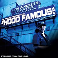 #HOOD FAMOUS VOL.2:STRAIGHT FROM THE HOOD