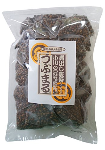 小川産業 煮出し つぶまる麦茶テトラパック 40個入り