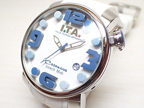 アイティーエー(I.T.A )腕時計 カサノバ・ビーチ ミデ...