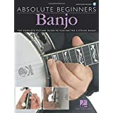 Absolute Beginners - Banjo: The Complete Picture Guide to Playing the Banjo Bk/Online Audio: 1