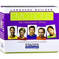 Language Builder Emotion Cards
